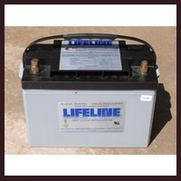 RV Chassis & Coach Batteries