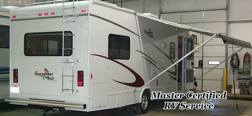 Master Certified RV Service in Columbus Ohio